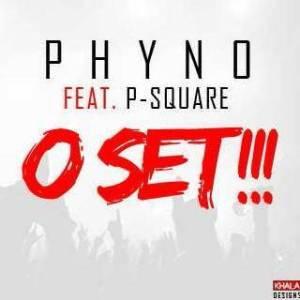 Phyno - O Set (Instrumental) ft P-Square